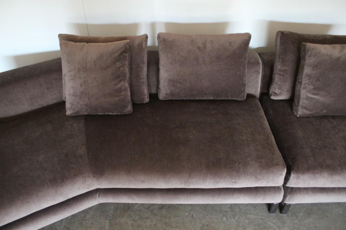 Mint Peerless Minotti Quot Allen Quot Sectional L Shape Sofa In