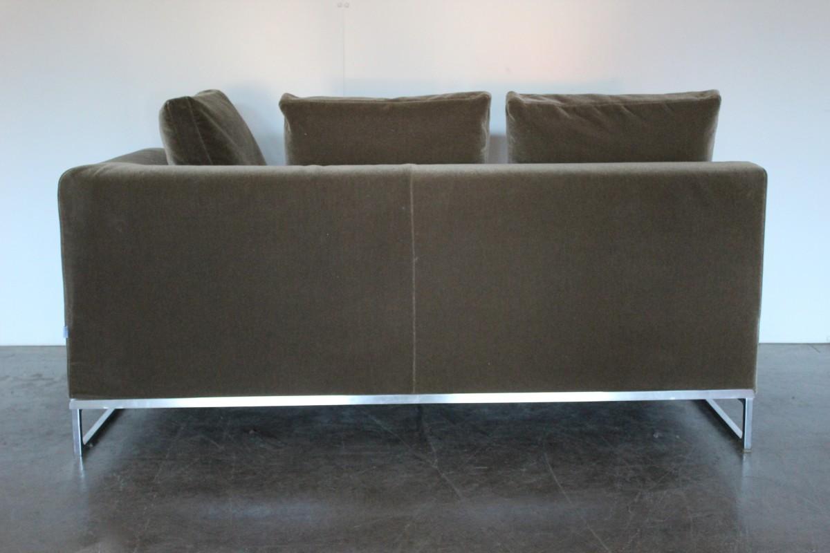 Wondrous Mint Bb Italia Solo Sectional Sofa Chaise In Sensational Ibusinesslaw Wood Chair Design Ideas Ibusinesslaworg