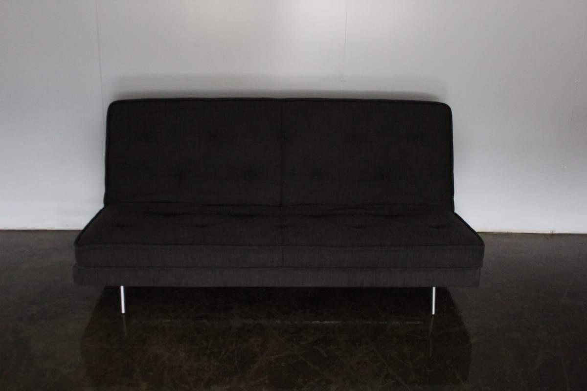 Rare Superb Ligne Roset Nomade Express Large Sofa Bed In
