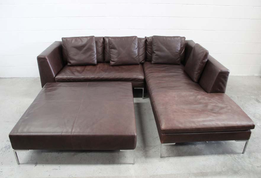 minotti sofa ebay vintage minotti 1950 s leather sofa art deco ebay thesofa. Black Bedroom Furniture Sets. Home Design Ideas