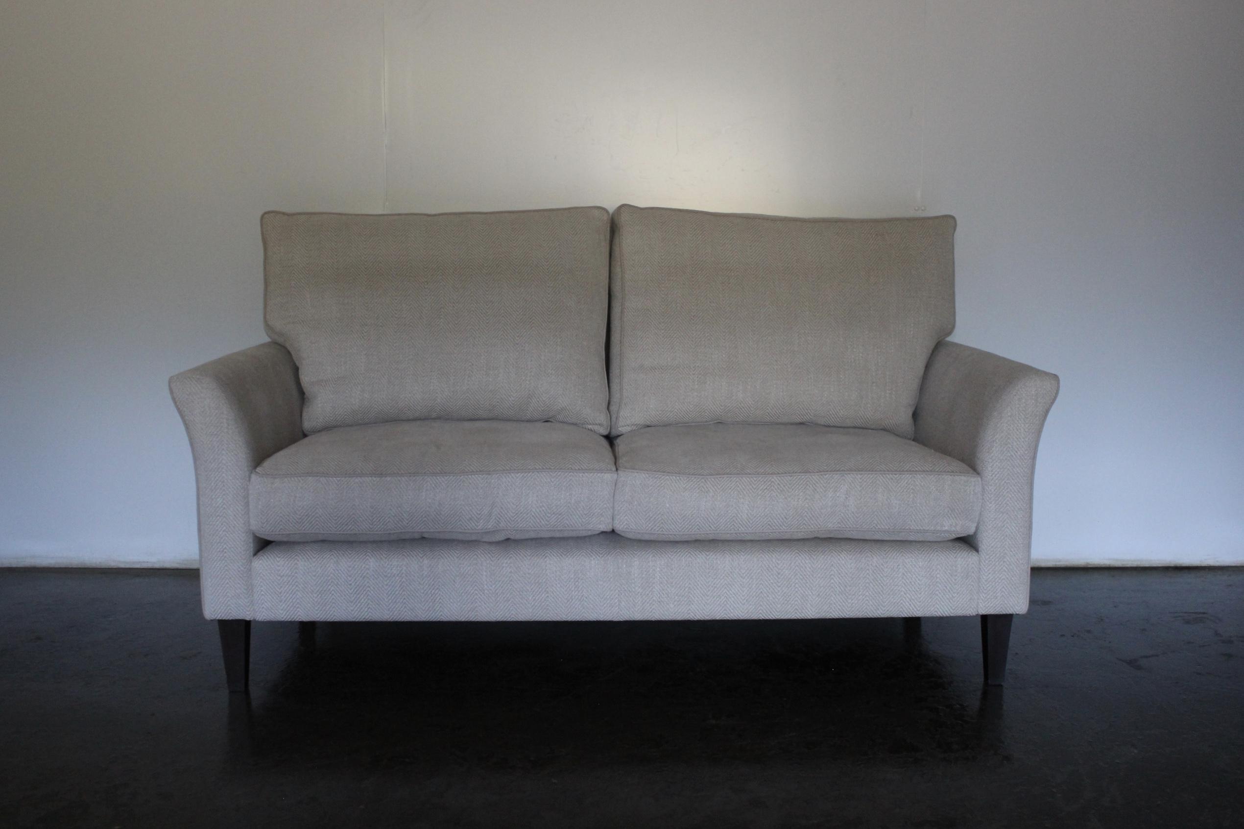 Gorgeous Pristine Wesley Barrell Wychwood 3 Seat Sofa In